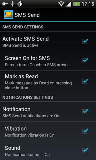 SMS Send Beta