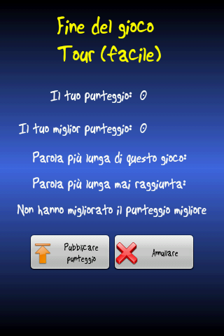 Letrix Pro Italiano - screenshot
