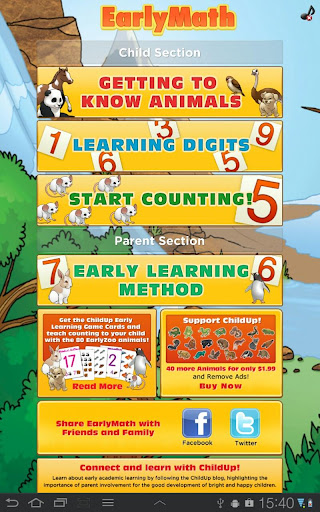 EarlyMath: 80 Animals to Count
