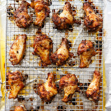 Sweet Tea-Brined Hot Chicken Wings