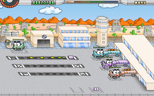 Airport Mania: First Flight HD - screenshot
