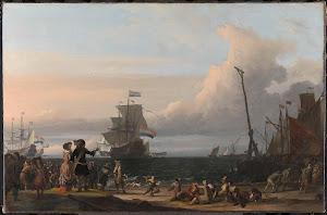 RIJKS: Ludolf Bakhuysen: painting 1671