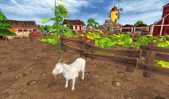 Screenshot of Happy Goat 3D