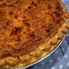 Delicious Coconut Custard Pie