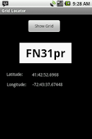 Screenshot of Grid Locator