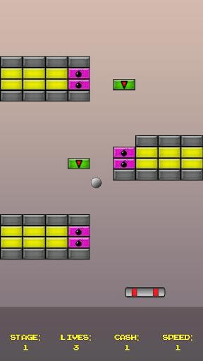 【免費街機App】BrickWar! Free-APP點子
