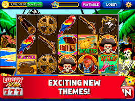 Screenshot of Lucky Slots - Free Casino Game