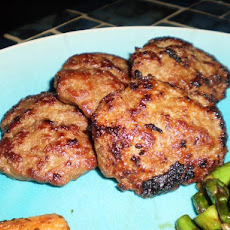 Korean Chicken Patties