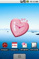 Screenshot of Widget Clock_NAH101