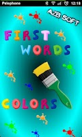 Screenshot of First Words Colors- Kids