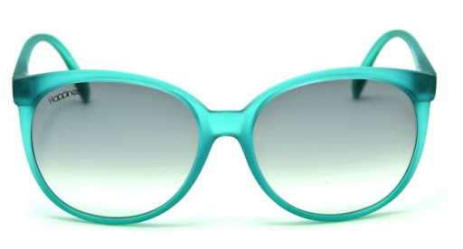 Women's sunglasses. Butterfly - Happiness Shades Woodstock