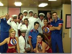 Cast del M/S Fantasy 2008