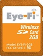 Eye-Fi Wireless Card