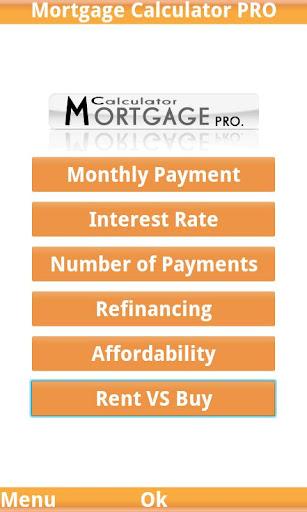Mortgage Calculator PRO trial