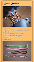 Screenshot of Handmade Bracelets