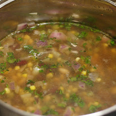 Spicy Mexican Soup (Ww Core)