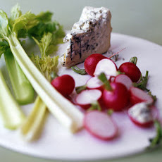 Blue Cheese with Crudites
