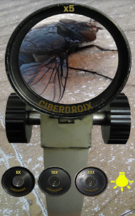 App Microscope Realistic APK for Kindle