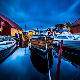 by Terje Jorgensen - Transportation Boats