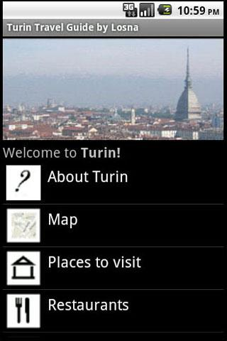 Turin Travel Guide by Losna