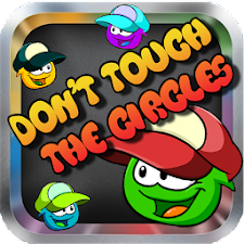 Don't touch the Circles