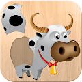 Download Android Game Animals Puzzle for Kids for Samsung