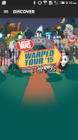 Screenshot of Vans Warped Tour Official App
