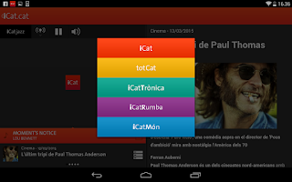 Screenshot of iCat.cat