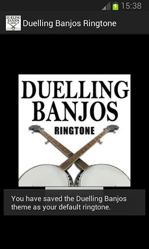 Duelling Banjos Ringtone - screenshot