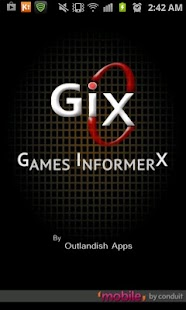 G.I.X Games Informer X - screenshot