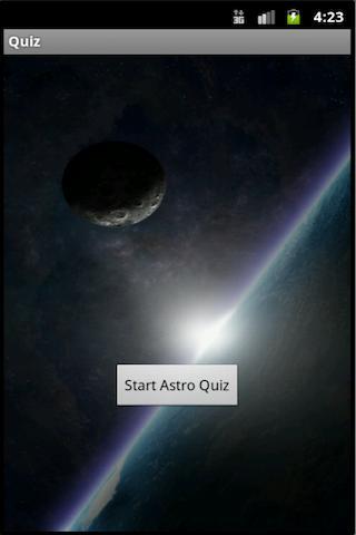 Astro Quiz