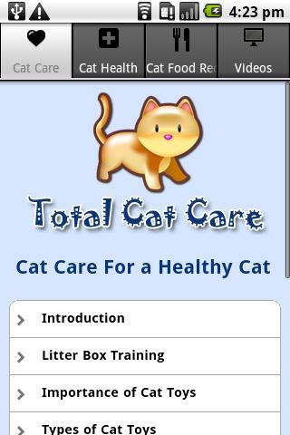 Total Cat Care