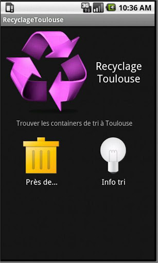 Recyclage Toulouse