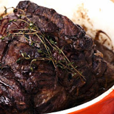 Pot Roast with Porcini and Beer Recipe