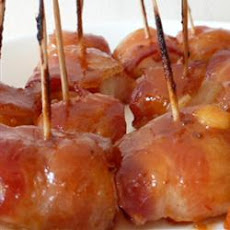 Bacon Wrapped Water Chestnuts II