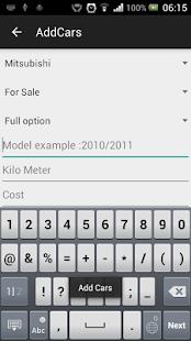 App Cars souq APK for Windows Phone