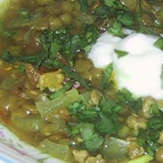 Turkey-Lentil Chili