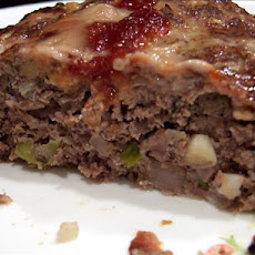 Honey Mustard Meatloaf