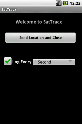 Satracx Mobile Tracking