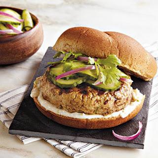 Asian Tuna Burgers Recipes