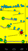 Screenshot of Rolling Falling! Yellow