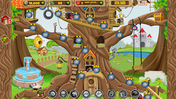 Screenshot of Bubble Land