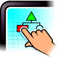 DroidDia Prime - like Microsoft Visio, it's a fantastic diagramming tool for Android