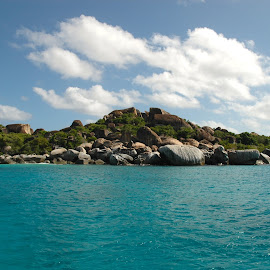 The Baths, BVI by Mary Gemignani - Landscapes Caves & Formations (  )