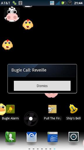 【免費生活App】Bugle Alarm-APP點子