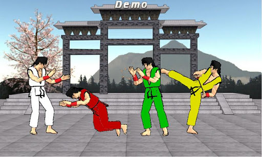 Final Karate Demo