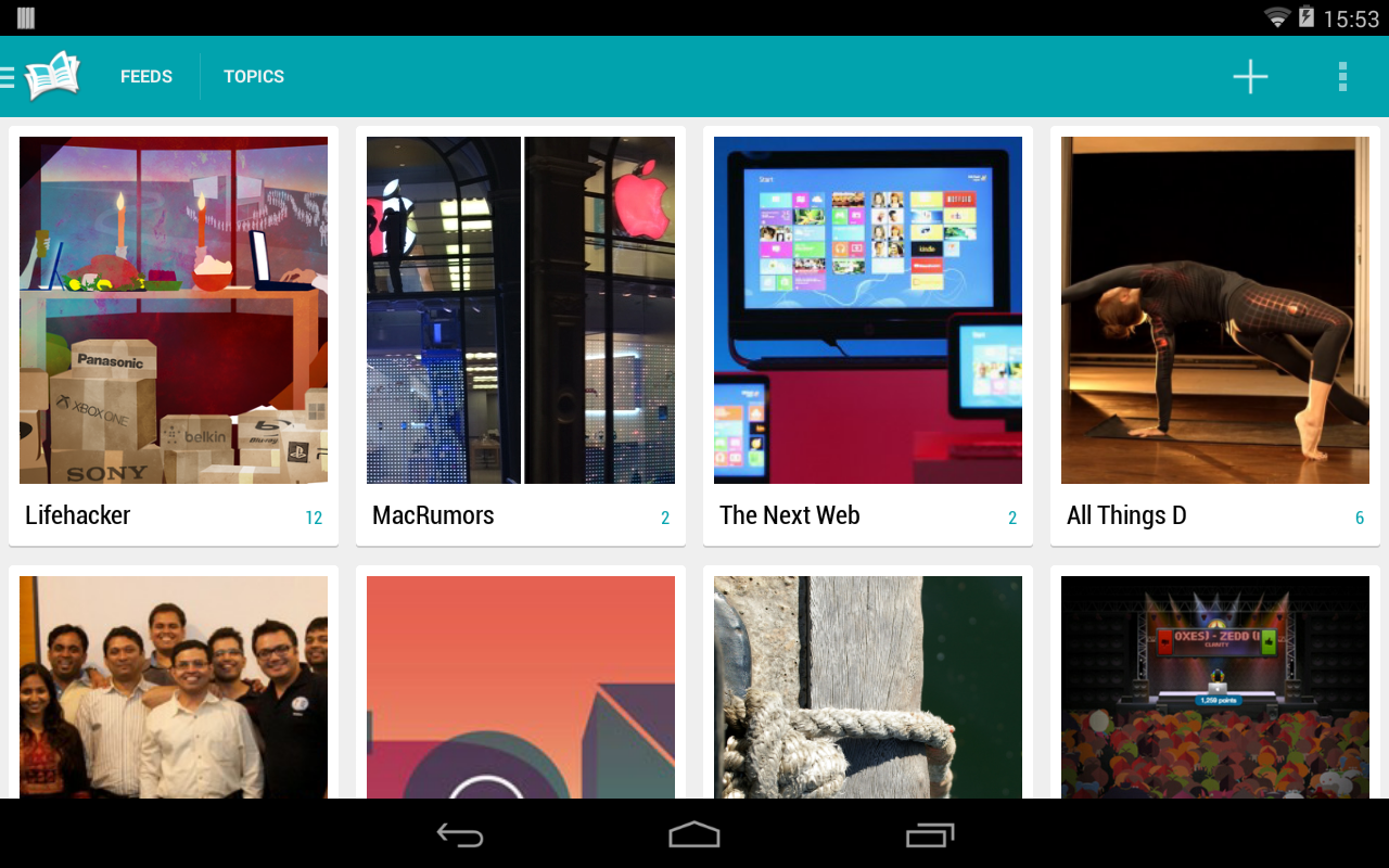 Paperboy | Feedly | RSS | News reader Screenshot 12
