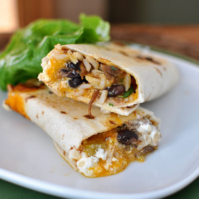 Crispy Southwest Chicken Wraps