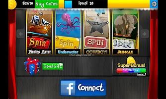 Screenshot of AAA Slots