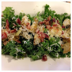 Kale, Artichoke and Pecorino Salad